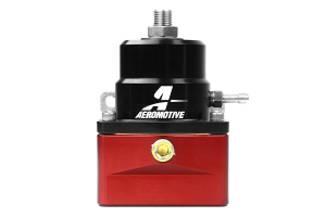 Aeromotive Fuel Pressure Regulator ORB-10 ( Part Number: 13101)
