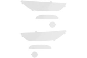 Lamin-X Headlight / Fog Lights / Turn Signal Cover Kit - Ford Mustang 2015+