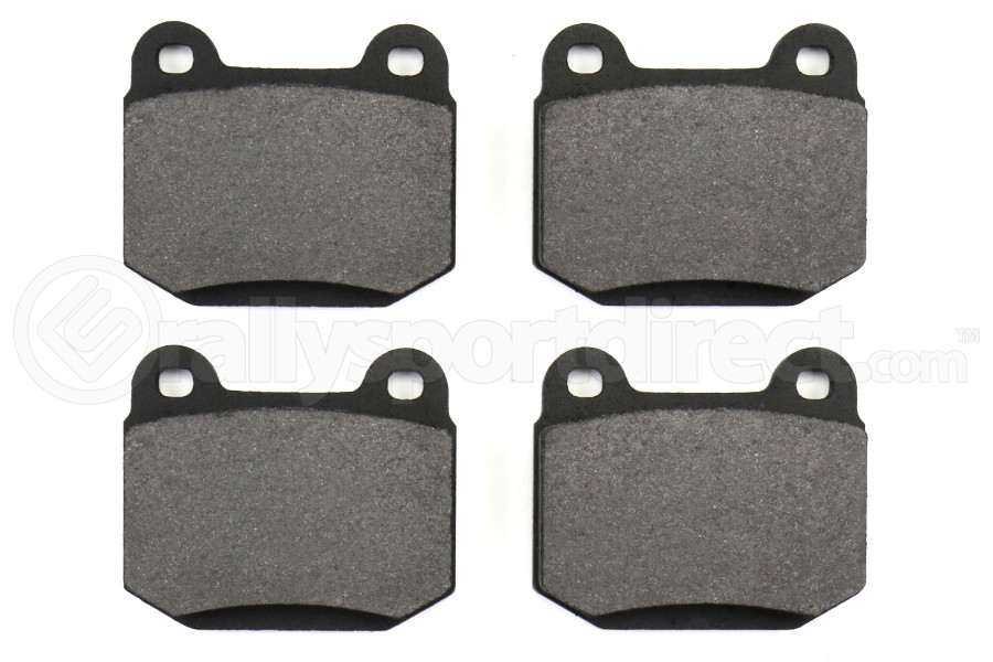 Project Mu Club Racer RC09 Rear Brake Pads (Part Number:PCR09R906)