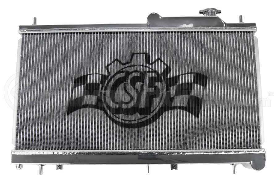 CSF Racing Radiator w/ Built-in Oil Cooler (Part Number:7042O)