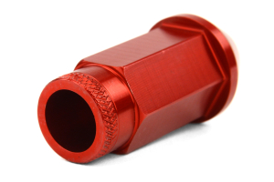Mishimoto Aluminum Locking Lug Nuts Red 12x1.50 ( Part Number:MIS MMLG-15-LOCKRD)