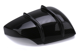 STI Passenger Side Dry Carbon Mirror Cover - Subaru WRX / STI 2015 - 2020