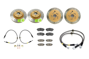 Complete Street Brake Kit ( Part Number:RSD FRSBRZBRAKE)