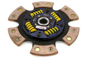 ACT Heavy Duty Race Sprung 6 Pad Clutch Kit w/Flywheel (Part Number: )