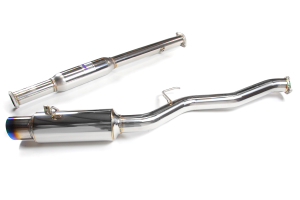 Invidia N1 Cat Back Exhaust Titanium Tip (Part Number: )
