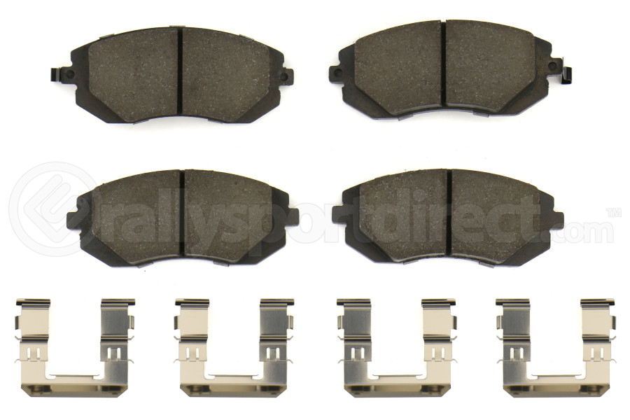 Stoptech Street Select Front Brake Pads (Part Number:305.09290)