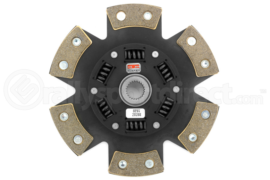 Competition Clutch Replacement 6-Puck Disc (Part Number:99707-1620)