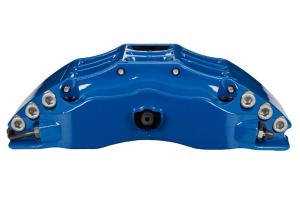 Stoptech ST-60 Big Brake Kit Front 355mm Blue Slotted Rotors ( Part Number:STP 83.838.6700.21)