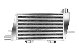 ETS Front Mount Intercooler Silver Core w/ Stencil ( Part Number:ETS 200-11S)