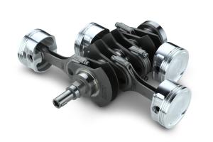Tomei Stroker Kit EJ25 2.6 CP Pistons - Subaru Models (inc. 2004-2020 STI / 2006-2014 WRX)