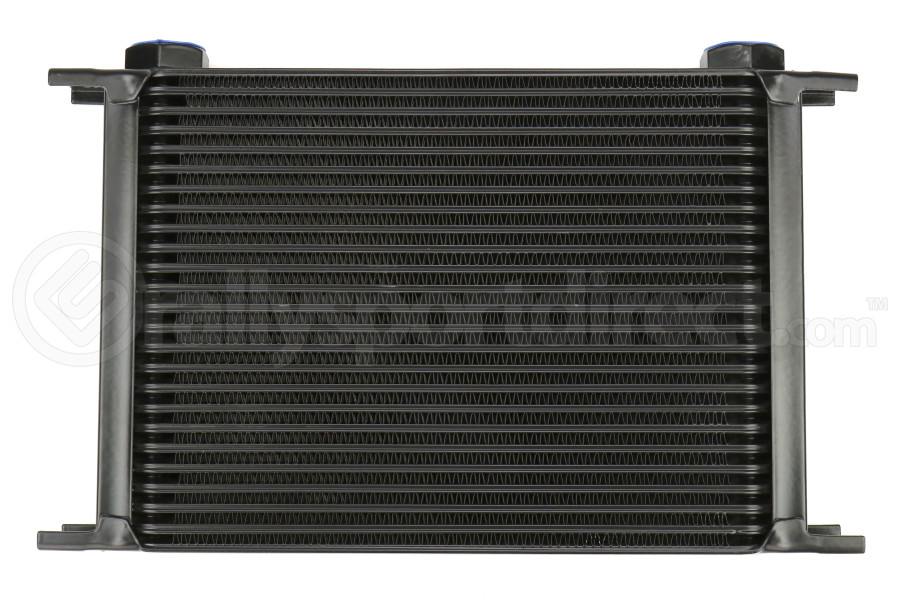Koyo Universal 25 Row Oil Cooler Black - Universal