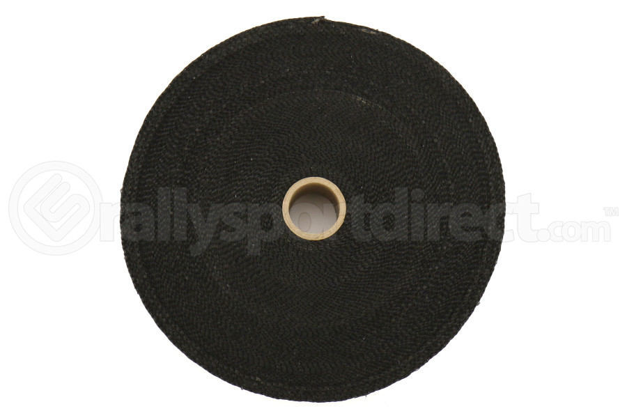 DEI Titanium Exhaust Wrap 2in x 100ft Black - Universal