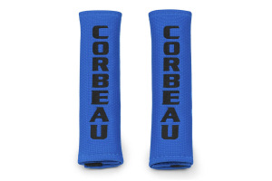 Corbeau 2 Inch Harness Pads Blue - Universal