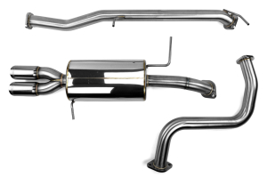 COBB Tuning Cat Back Exhaust Stainless Steel ( Part Number:COB 501100)