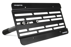 GrimmSpeed License Plate Relocation Kit ( Part Number: 094021)