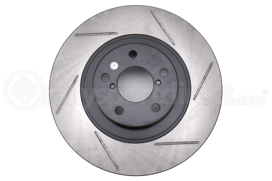 Stoptech Slotted Front Left Rotor Single (Part Number:126.47021SL)