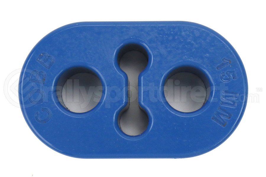 COBB Tuning 15MM Blue Urethane Exhaust Hanger Standard Length (Part Number:511301)