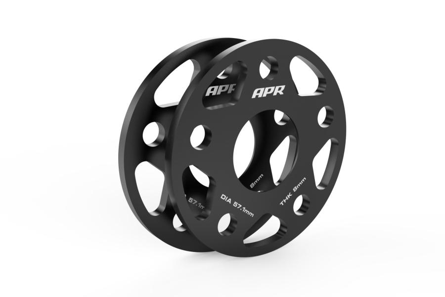 APR Wheel Spacer Kit 5x112 8mm - Volkswagen / Audi Models (2006+ GTI / 1996-2008 A4)