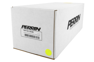 PERRIN Top Feed Fuel Rail Kit - Subaru Models (inc. 2002-2014 WRX / 2007 STI)