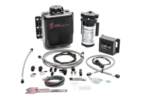 Snow Performance Stage 2 Boost Cooler Forced Induction Engine Mount Water-Methanol Injection Kit - Universal