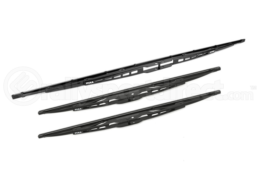 PIAA Super Silicone Wiper Blade Kit (Part Number:95-060-040-040)