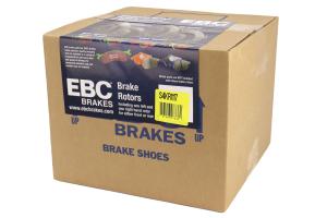 EBC Brakes S4 Rear Brake Kit Redstuff Pads and USR Rotors - Mitsubishi Evo 8/9 2003-2006