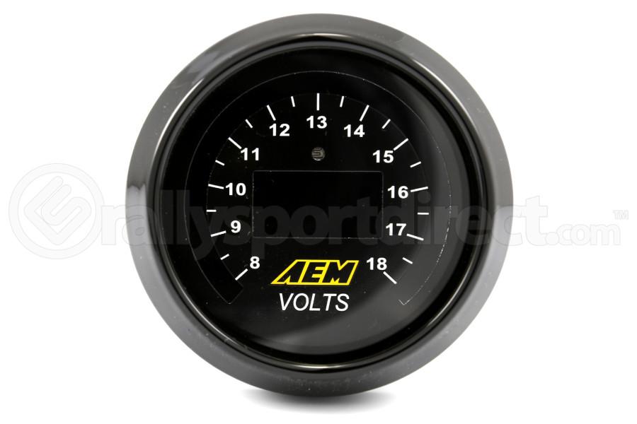 AEM Volt Gauge Digital 52mm (Part Number:30-4400)