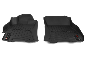 Weathertech Floorliner Black Front - Subaru Legacy 2010-2014 / Outback 2010-2014