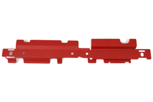 Subtle Solutions Radiator Shroud Red - Subaru Legacy GT 2005-2009 / Outback 2005-2009