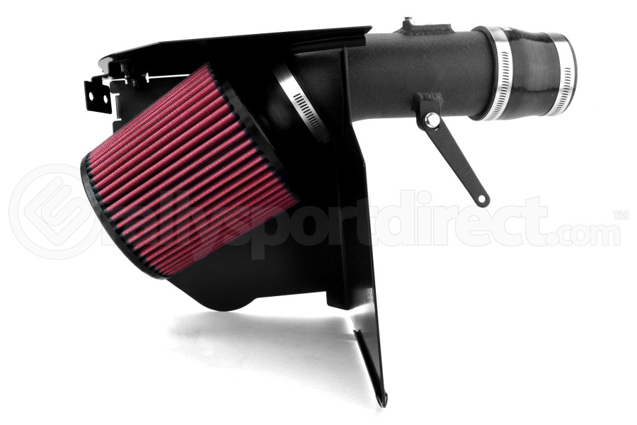 Mishimoto Race Intake Black w/ Air Box - Subaru WRX 2008-2014 / STI 2008-2014