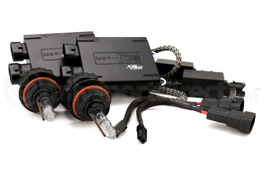 Morimoto 9007 / 9004 HID 6000K Headlight Kit - Subaru Impreza 2002-2003 Low Beams / Subaru Legacy 2000-2003 Low Beams