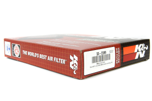 K&N High Flow Air Filter ( Part Number:KN 33-2399)
