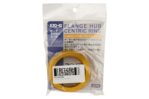 KICS Hubcentric Ring Pair 73mm to 56mm (Part Number: )