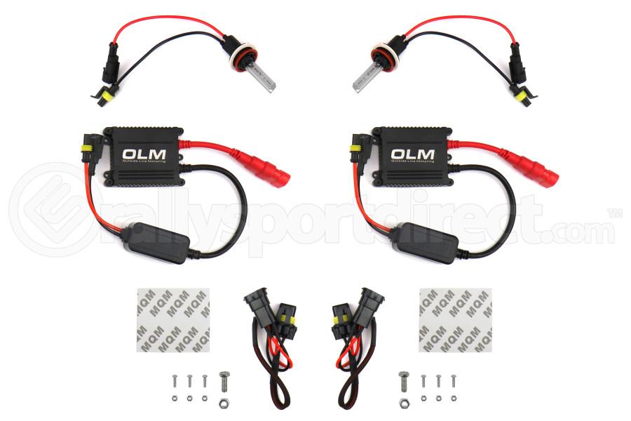OLM 35w HID Kit H11 6000K (Part Number:OLMHIDH11-6000K)