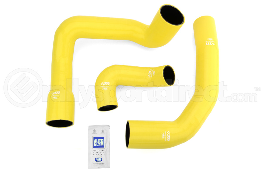 mountune Boost Hose Kit Yellow (Part Number:2363-BHK-YEL)