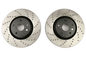 Stoptech Drilled Rotor Pair Front (Part Number: )