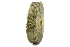 Thermo Tec Carbon Fiber Exhaust Wrap1in X 50ft (Part Number: 11041)