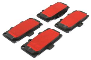 Stoptech PQ Pro Brake Pads Front - Subaru WRX 2006-2007