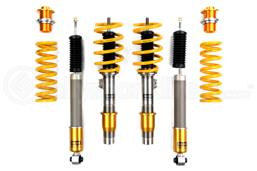 Ohlins road track coilovers bmw base 2008 2013 bms mi40 for Garage bms auto
