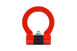 Beatrush Front/Rear Tow Hook Red ( Part Number:BEA S106400TF-FSA)