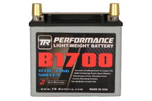 Tomioka Racing B1700 Lightweight Battery - Universal