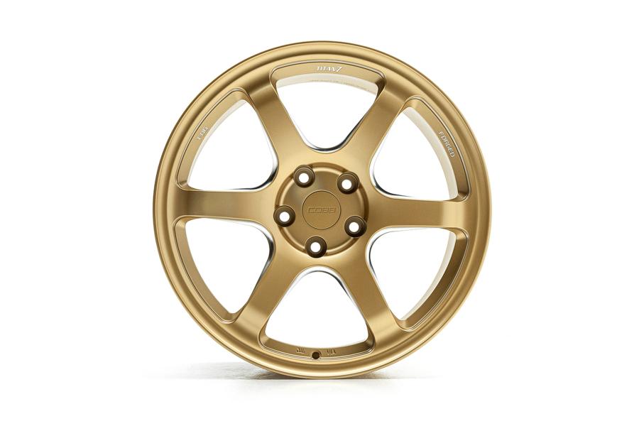 Cobb Tuning Titan 7 T-D6 18x9.5 +40 5x114.3 Cyber Gold - Universal