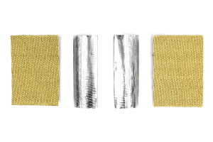 Thermo Tec Dual Layer Plug Wire Heat Shield (2 Pieces) (Part Number: )
