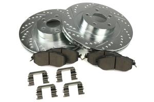 Stoptech Select Sport Brake Kit Front - Subaru/Scion Models (inc. 2011-2014 WRX / 2013+ BRZ / 2013-2016 FR-S)