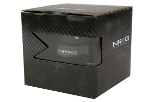 NRG Quick Release 2.5 Black / Carbon Fiber - Universal