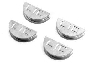 LIC Motorsports Aluminum Cylinder Head Plugs ( Part Number: 121811)