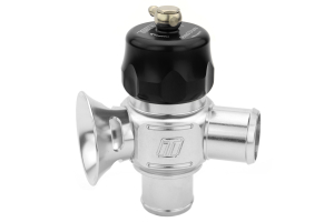 Turbosmart Dual Port Blow Off Valve Black (Part Number: TS-0205-1023)