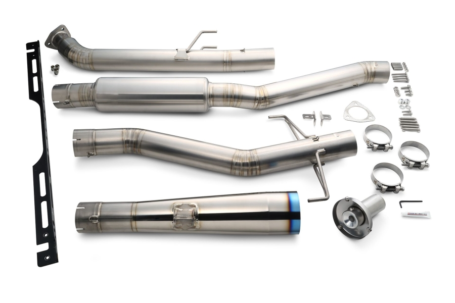 Tomei Expreme Ti Type R Titanium Catback Exhaust - Honda Civic Type R 2017+
