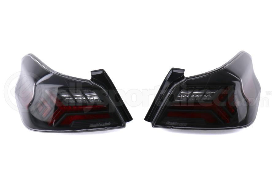 Buddy Club LED Sequential Tail Lights - Subaru WRX / STI 2015+