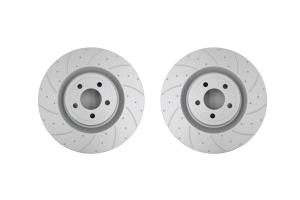 Pedders Sport Ryder Rear Brake Rotors Pair - Subaru WRX 2008 - 2014